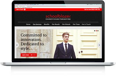 schoolblazer website