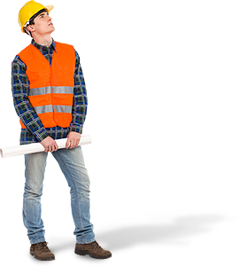 nordic construction worker
