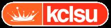KCLSU logo