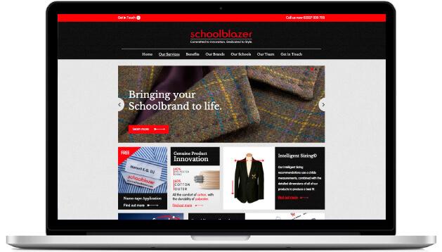 School Website Design UK