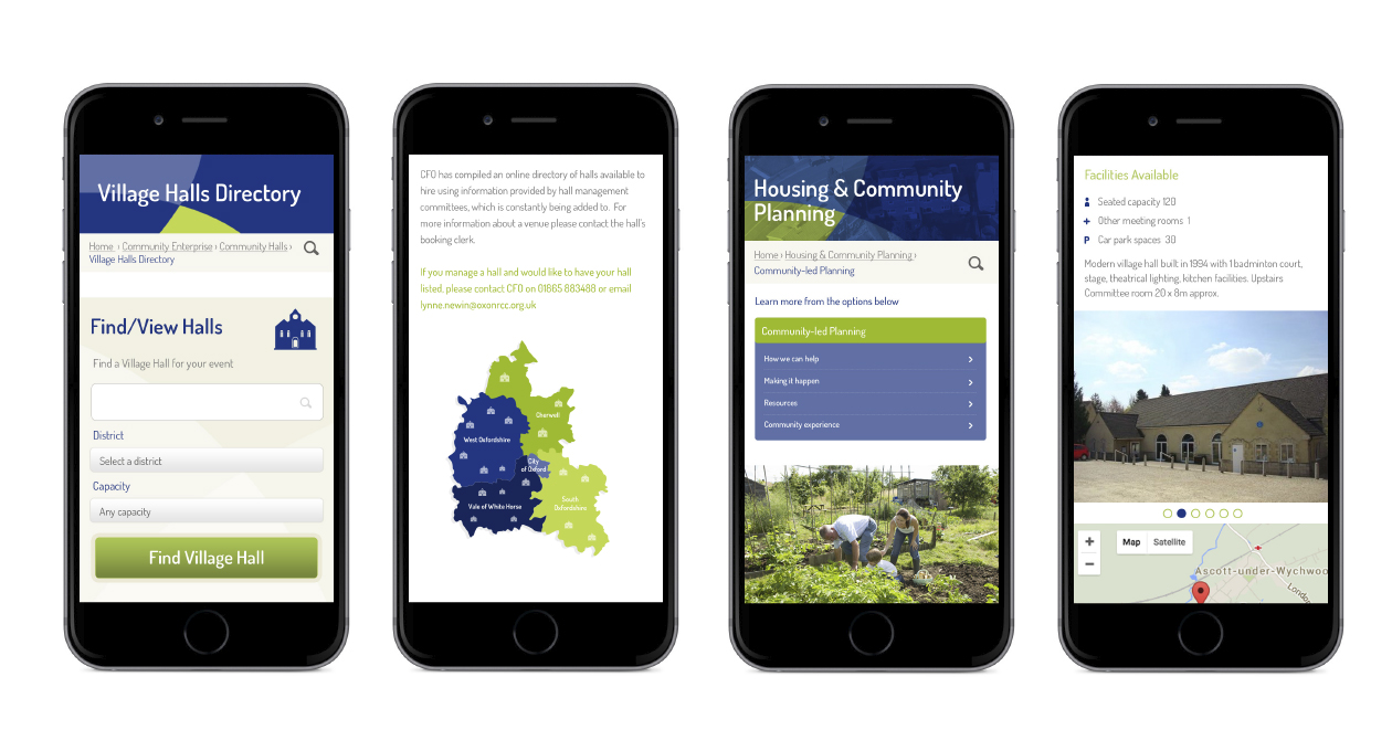 community first oxfordshire