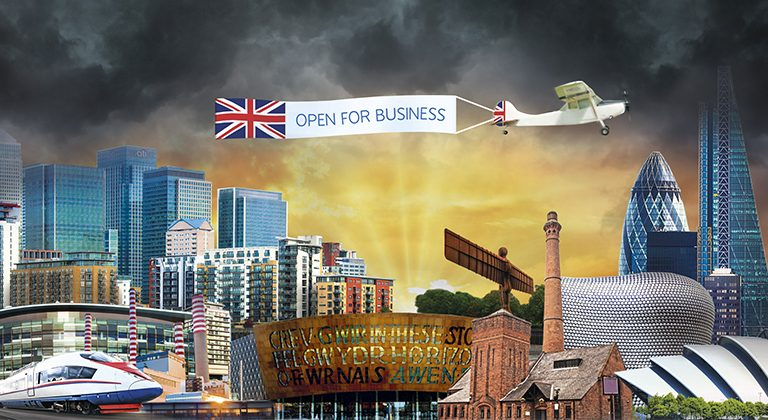Post Brexit Britain - Open For Business