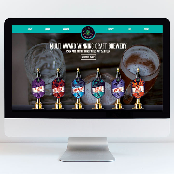 Branding and website design