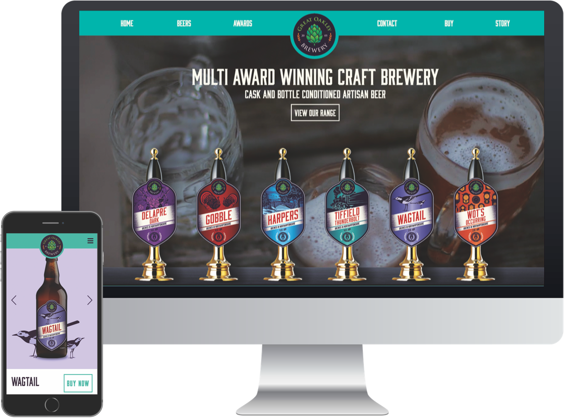 Branding services for breweries
