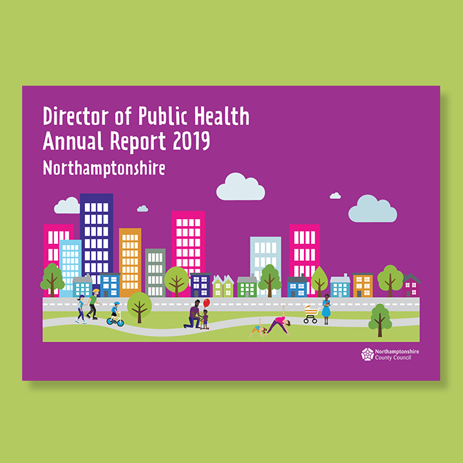 Digital Annual Report Design