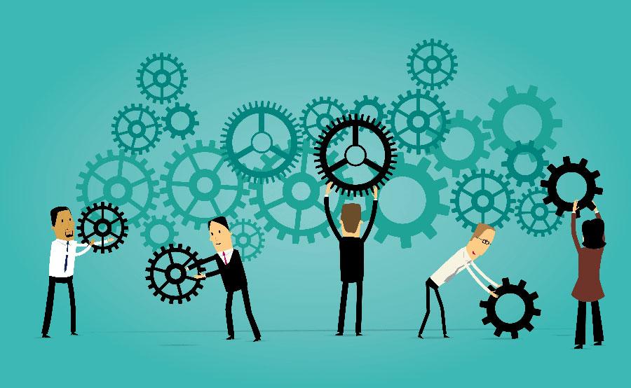 image of teamwork