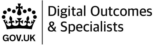 Digital Outcomes Specialist logo