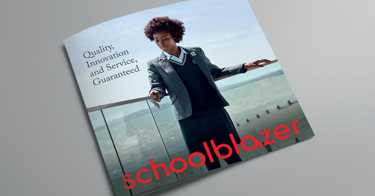 Schoolblazer Brochure