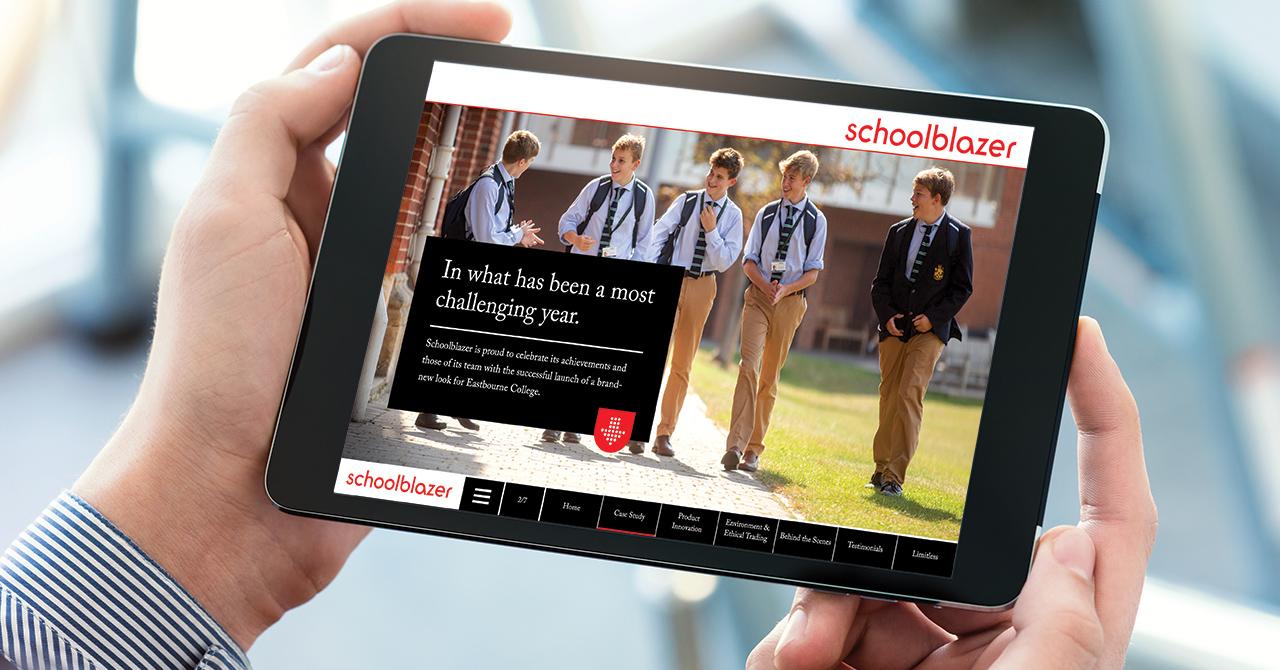 Schoolblazer Digital Newsletter