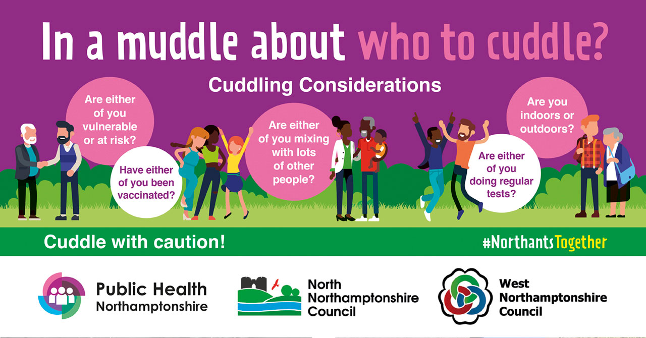 Northamptonshire COVID Campaign Assets